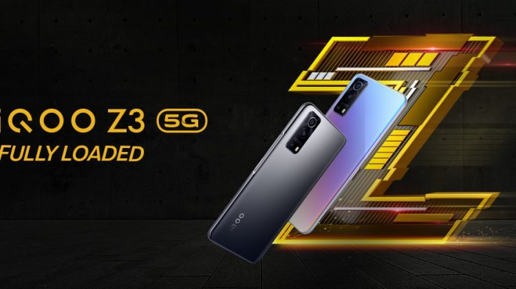 Z3 features Snapdragon 768G, 55W flash charge launched at 19.990