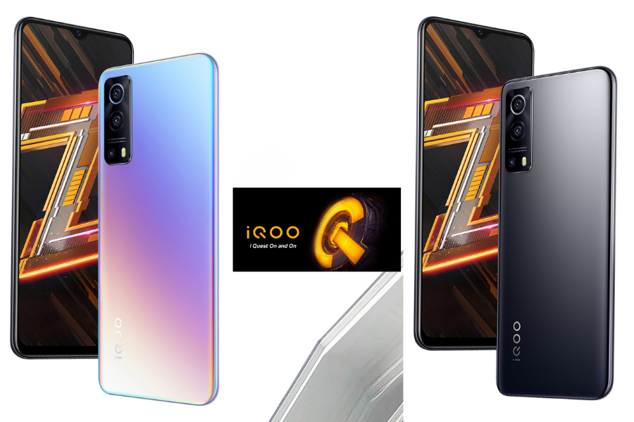 IQOO Z3 comes with 180Hz touch sampling rate and 64 MP Triple camera setup
