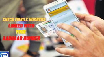 New website to check mmobile numbers linked with Aadhaar Card