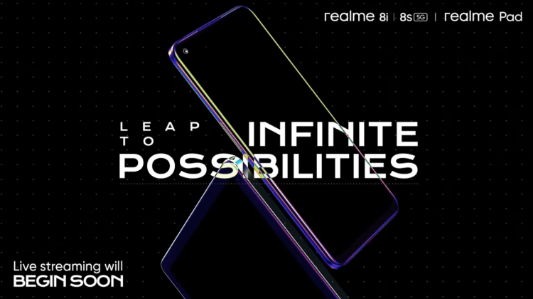 Realme Launch event everything announced today