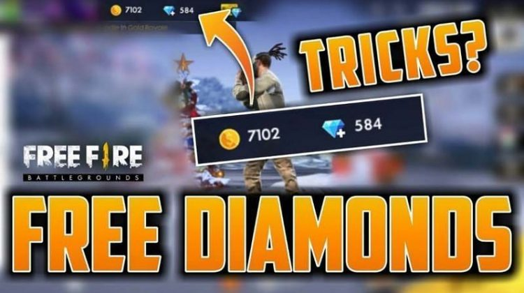 Step by Step Guide to get Free diamonds in Garena Free Fire