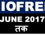 Reliance Jio Free Till June 2017