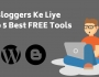Top 5 Best FREE Tools