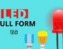 LED full form hindi