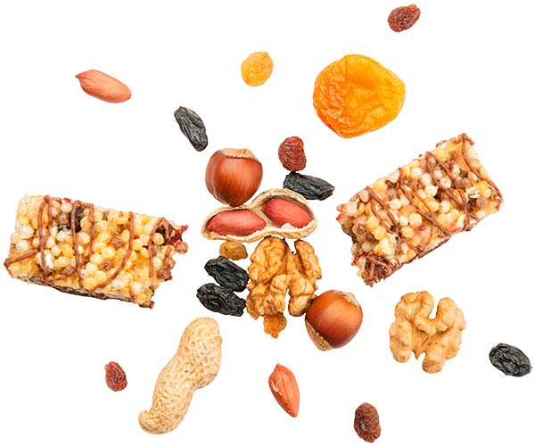 Sports Nutrition Bar Concepts