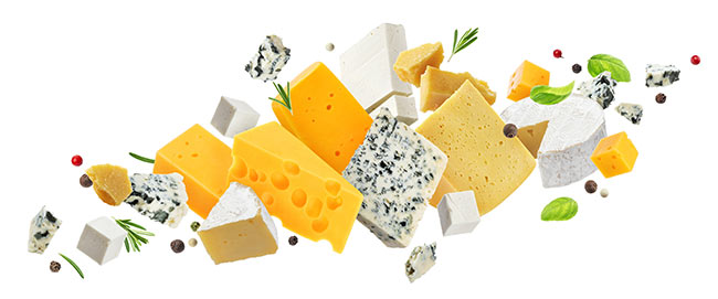 Cheese Flavors