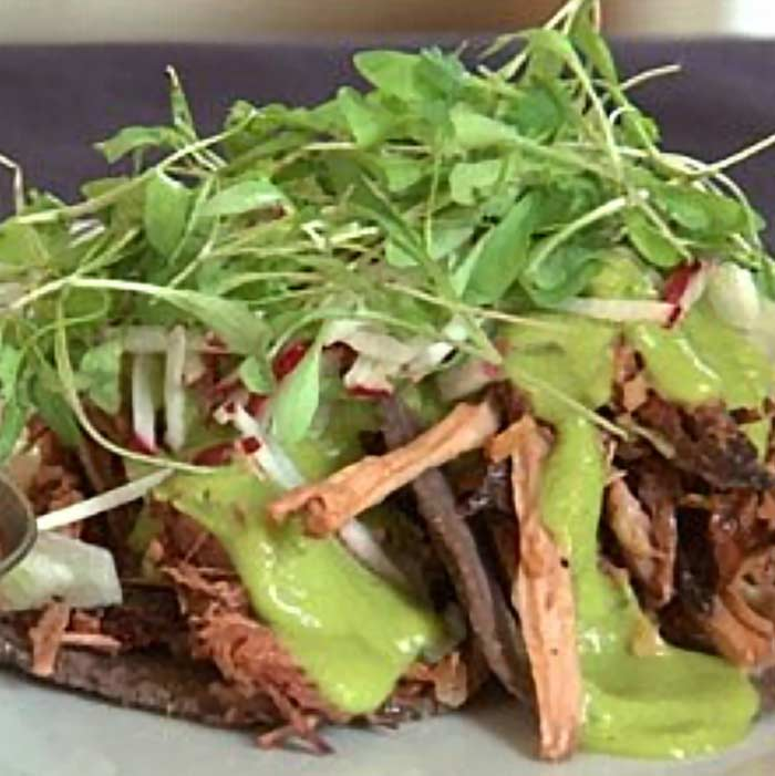 Palm Carnitas Tacos - Food Trends