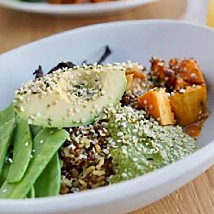 Teriyaki Quinoa - Food Trends