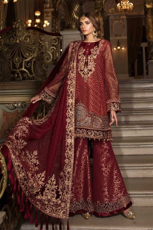 MARIA.B. Mbrodiered Wedding 2018 D3 RESTOCKED Best Sellers Restocked Best Sellers