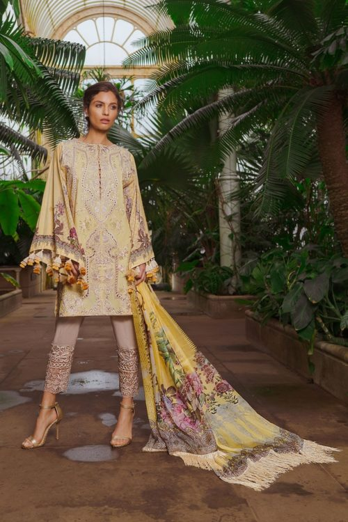 Sobia Nazir Lawn 2019 12B RESTOCKED Best Sellers Restocked best pakistani suits collection