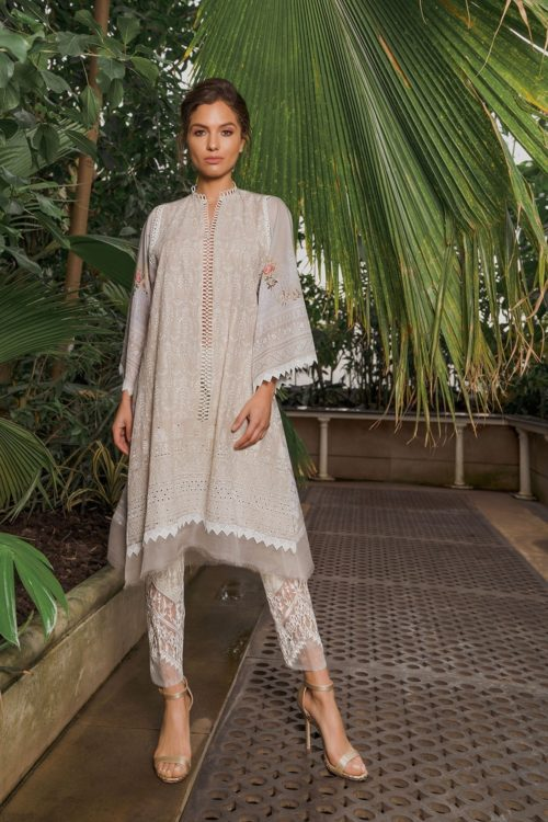 Sobia Nazir Lawn 2019 14A RESTOCKED Sobia Nazir Lawn 2019 - Original best pakistani suits collection