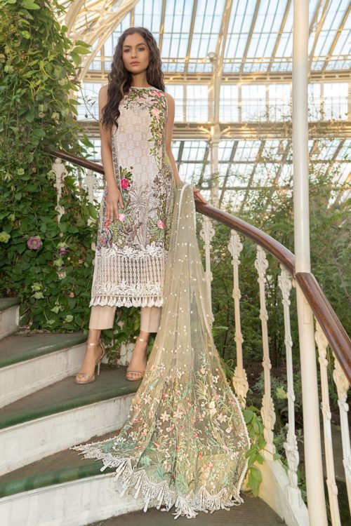 Sobia Nazir Lawn 2019 1A Sobia Nazir Lawn 2019 - Original best pakistani suits collection