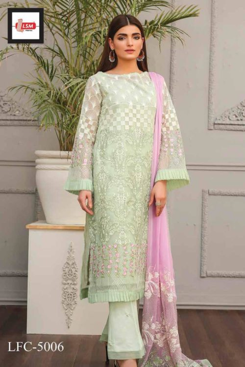 LSM Luxury Festive Eid Collection LFC-5006 RESTOCKED Best Sellers Restocked best pakistani suits collection