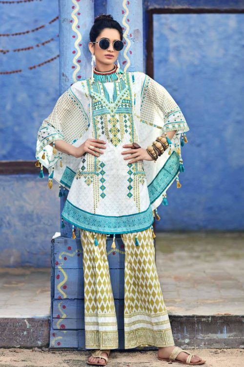 Gypsy by Gul Ahmed 2019 GT16 Gul Ahmed best pakistani suits collection