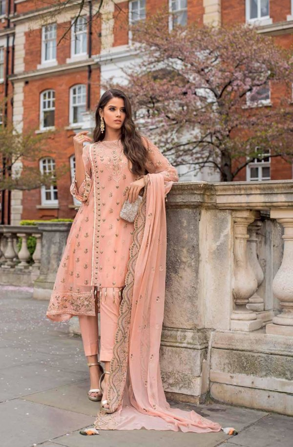 Gul Ahmed Eid Collection 2019 FE172 RESTOCKED Gul Ahmed Eid Collection 2019 - Original Best Sellers