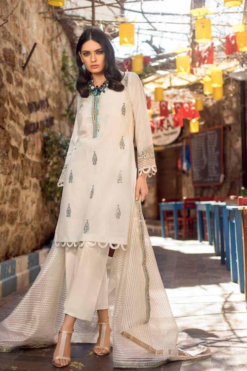 Gul Ahmed Eid Collection 2019 FE231 *Hot on Sale* best pakistani suits collection