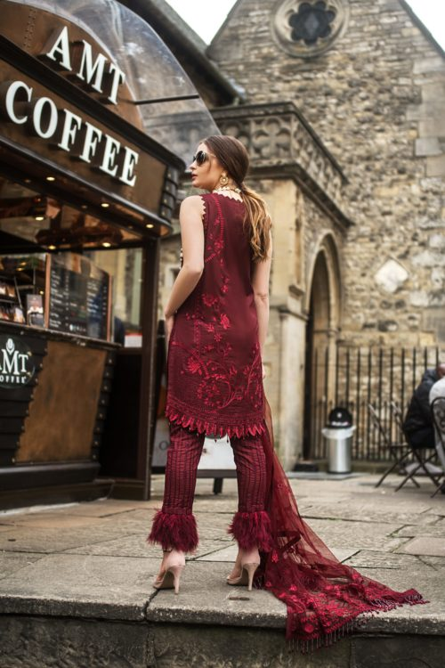 Mina Hasan Festive 2019 9A RESTOCKED Best Sellers Restocked best pakistani suits collection