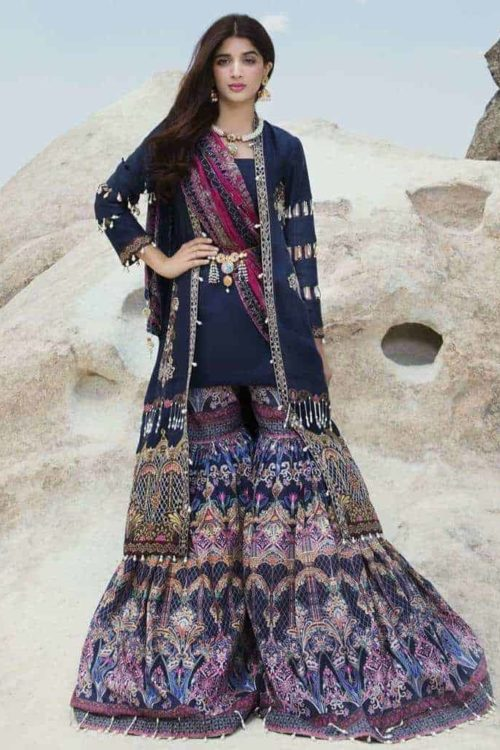 Saadia Asad Eid Collection ~Sold out~ best pakistani suits collection