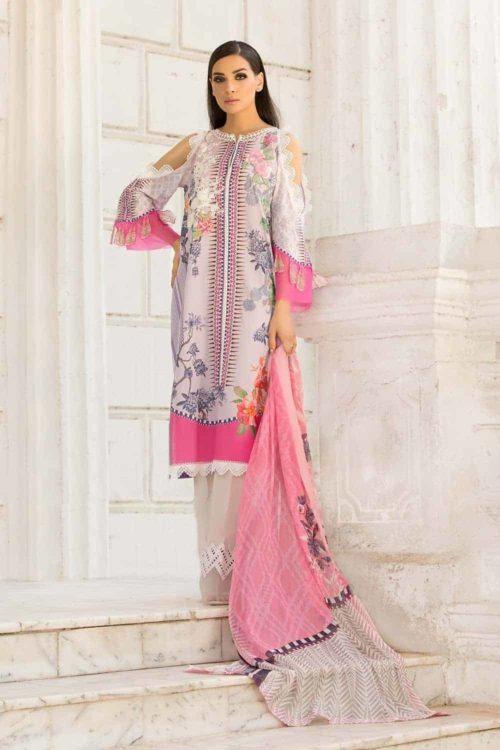 Sobia Nazir Vital Design 1B Restocked Sobia Nazir Vital - Original best pakistani suits collection