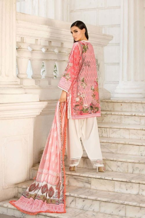 Sobia Nazir Vital Design 9B 2PC SHIRT AND TROUSER – NO DUPATTA *Hot on Sale* Best Sellers