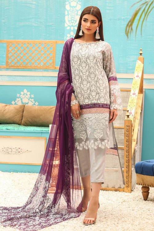 LSM Luxury Festive Eid Collection LFC-5009 LSM Luxury Festive Eid Collection - Original best pakistani suits collection