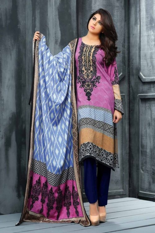 Lala Arabic Linen | LL-19B ~Sold out~ best pakistani suits collection