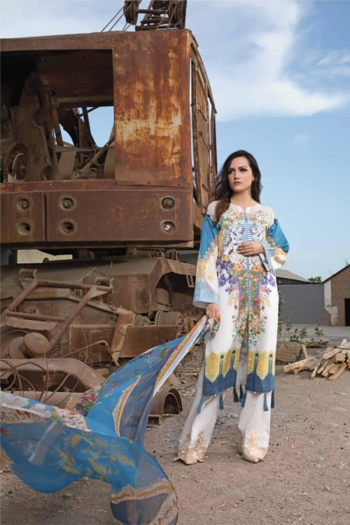 Ombre by Firdous Embroidered Lawn *Hot on Sale* Best Sellers