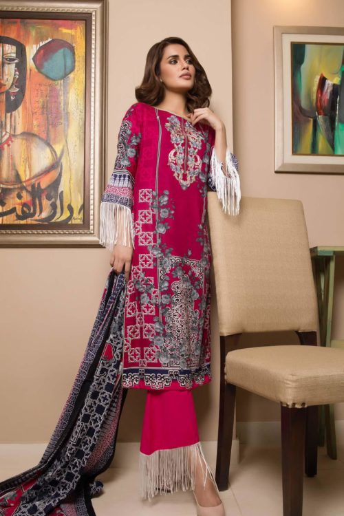 Sahil PreWinter Embroidered Collection Lawn - Reloaded best pakistani suits collection