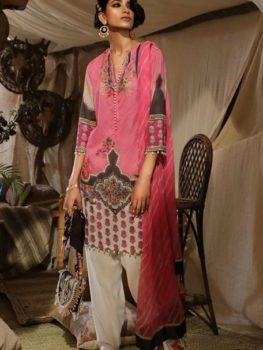Mahay ' 19 Unstitched Collection by Sana Safinaz 13B – FSTN HOT *Hot on Sale* Best Sellers