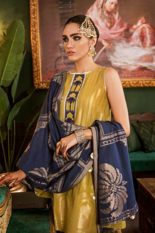 Cross Stitch Royal Secret TAAQE RAWAN B HOT Best Sellers Restocked best pakistani suits collection
