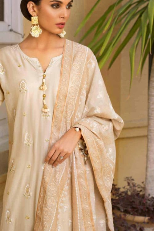 Feroze Pure Cotton Silk by Gul Ahmed – Limited Edition EA63 HOT *Hot on Sale* Best Sellers