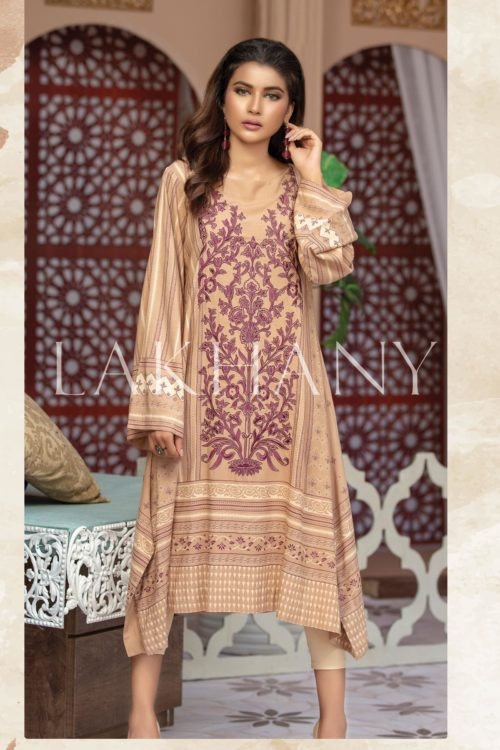 Lakhany Sahar Embroidered Kurti SK-7009-A HOT *Hot on Sale* Best Sellers