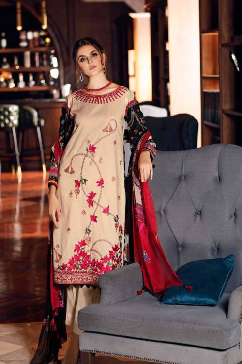 Gul Ahmed Fall Cambric Edition SSM 28 RESTOCKED *Hot on Sale* Best Sellers