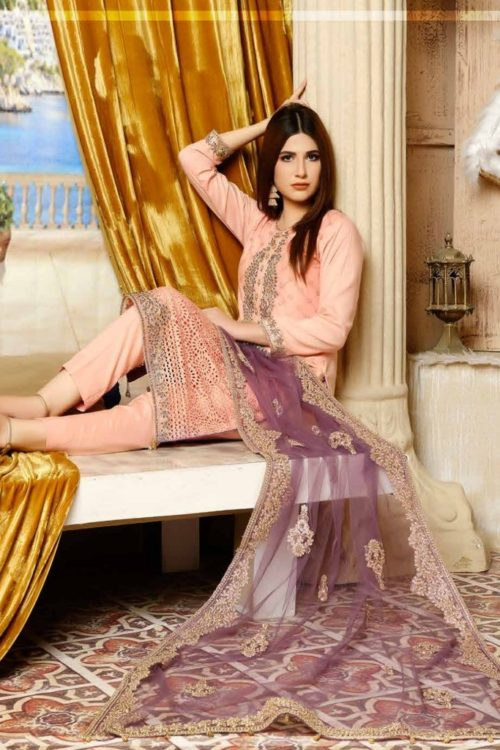Tawakkal Chikankari Salwar Suit Destiny Collection Tawakkal Chikankari Salwar Suits Destiny Collection - Original [tag]