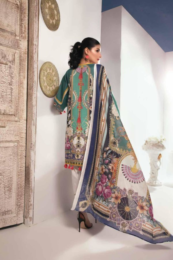 Firdous Urbane Lawn Spring 2020 UCL-19504 A *Hot on Sale* Ready to Ship - Original Pakistani Suits