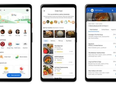 Google Pay launches food ordering on its payment app