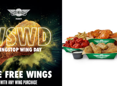 Wingstop Wing Day