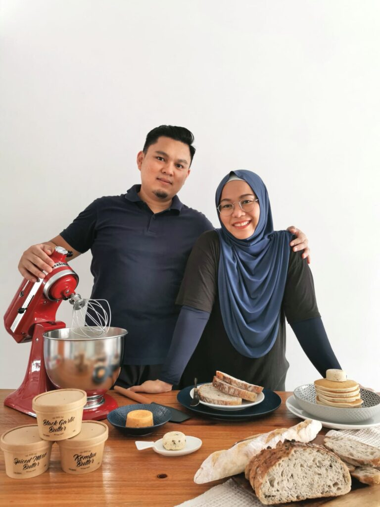 Co-owners of The Good Fat