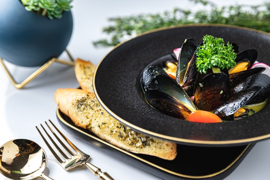 Mussels Marinere