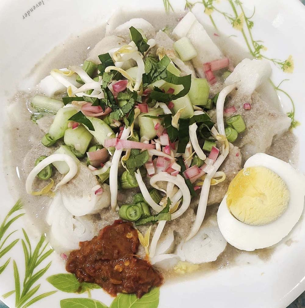 Laksam by @inapassionforfood