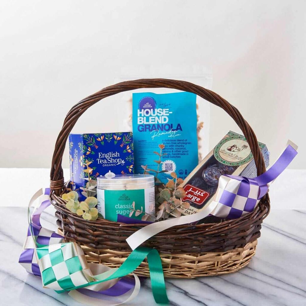 All Things Delicious Ramadan Gift basket