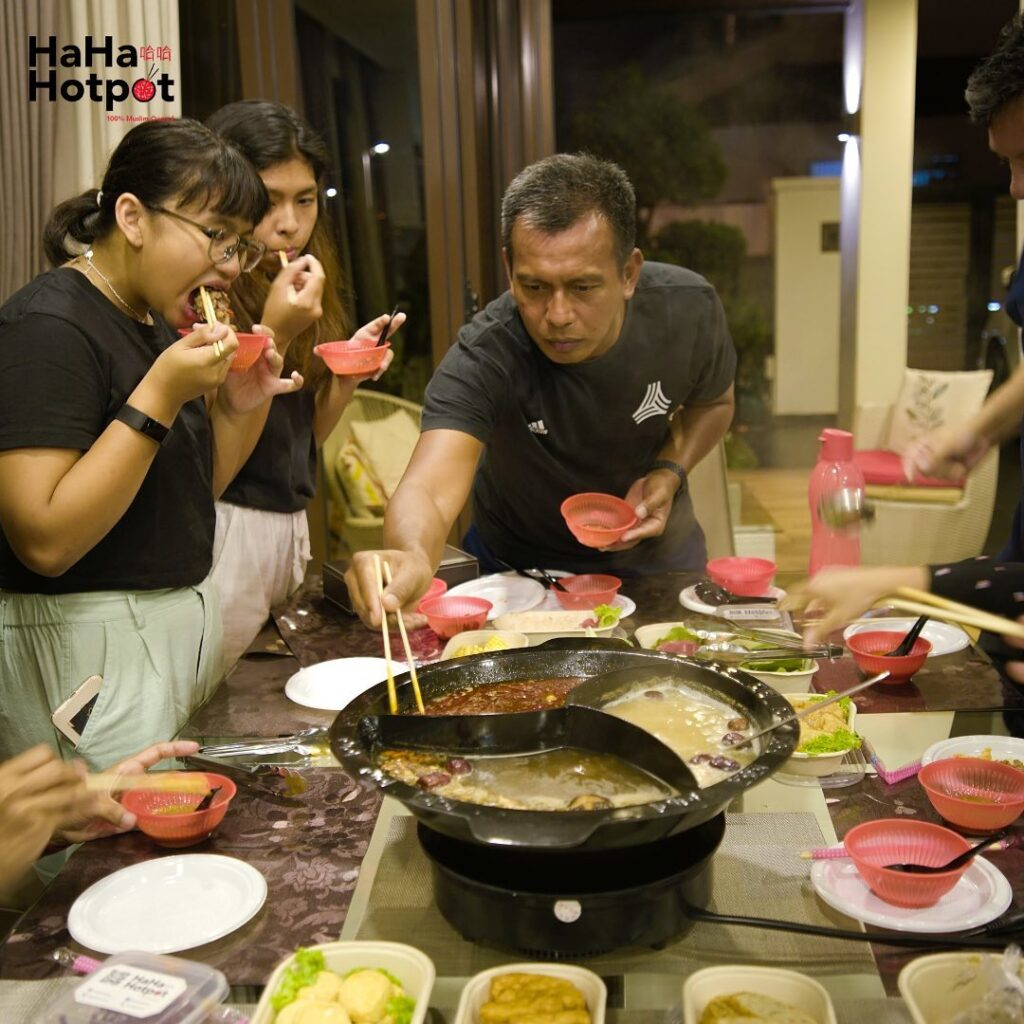 Haha hotpot delivery