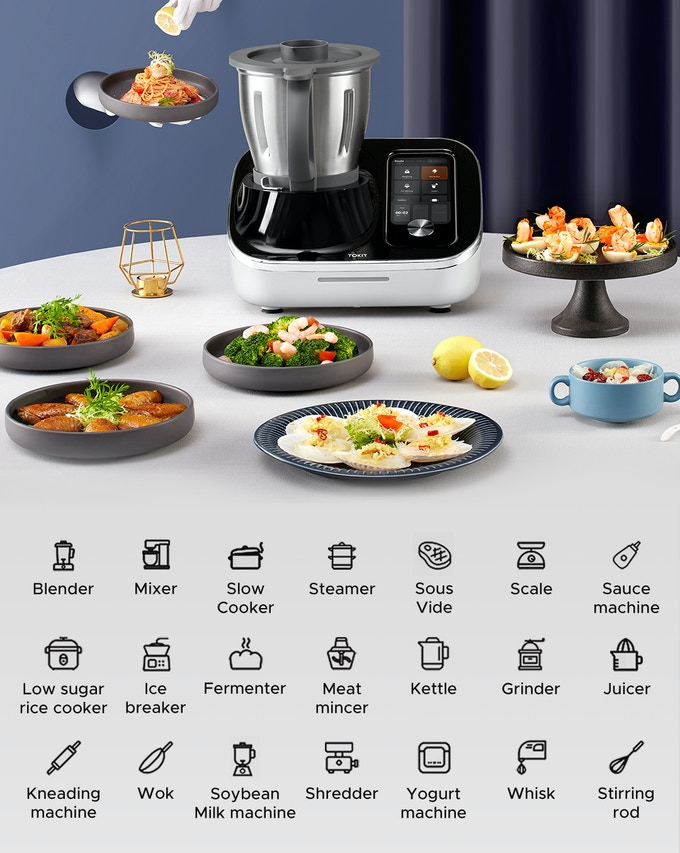 TOKIT Omni Cook all-in-one