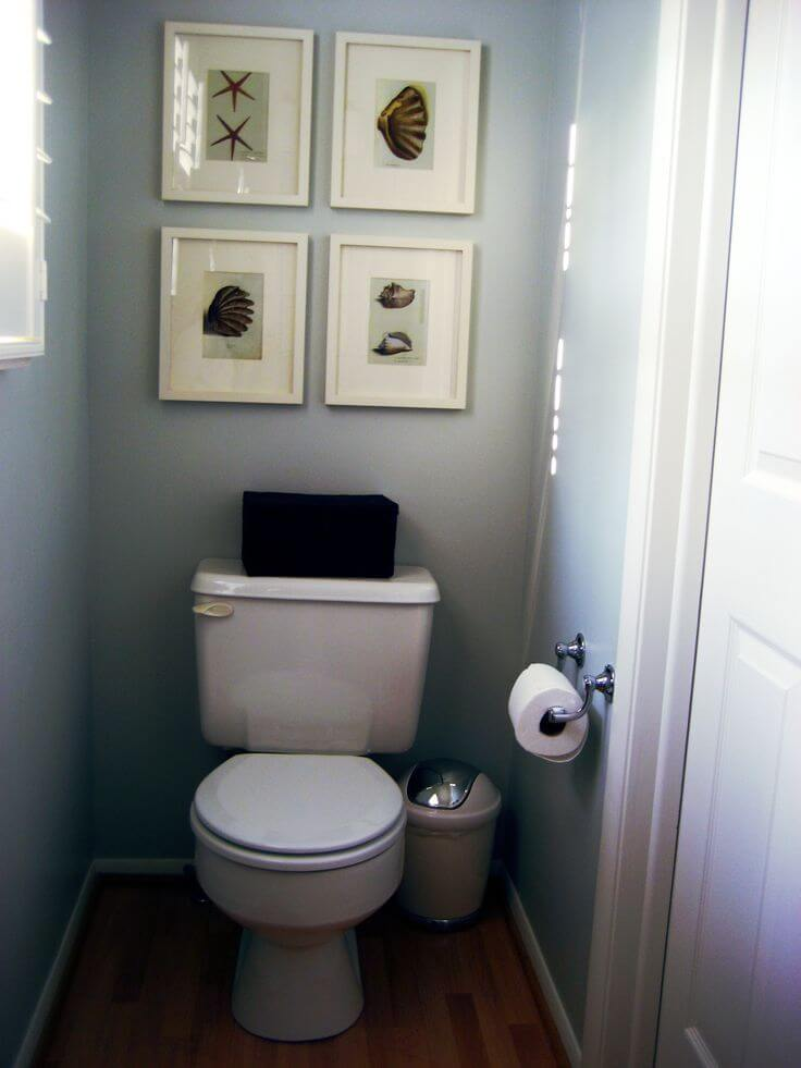 Best Paint Color For Small Half Bathroom