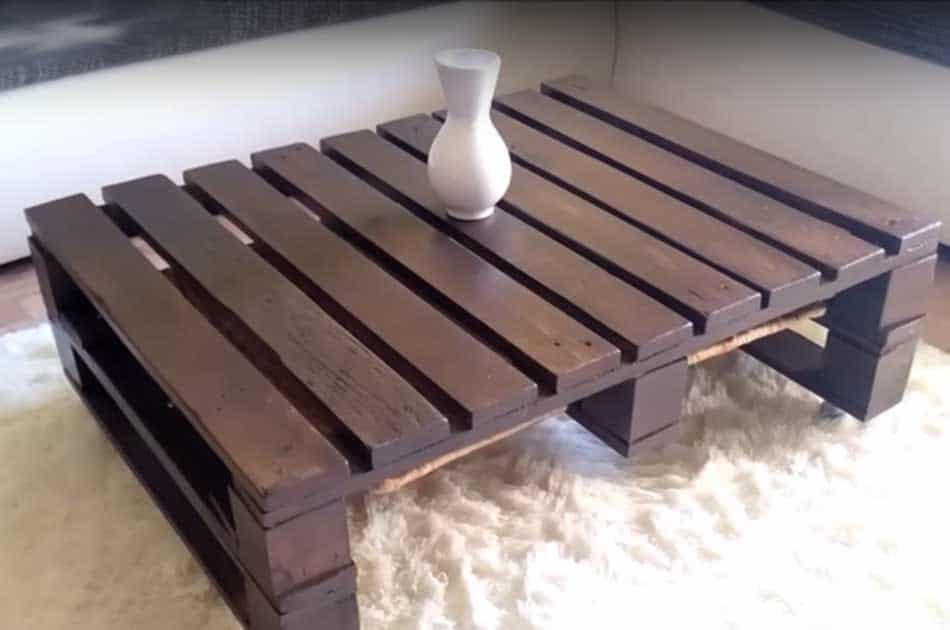 21 Clever Pallet Coffee Tables For Your Living Space The Saw Guy