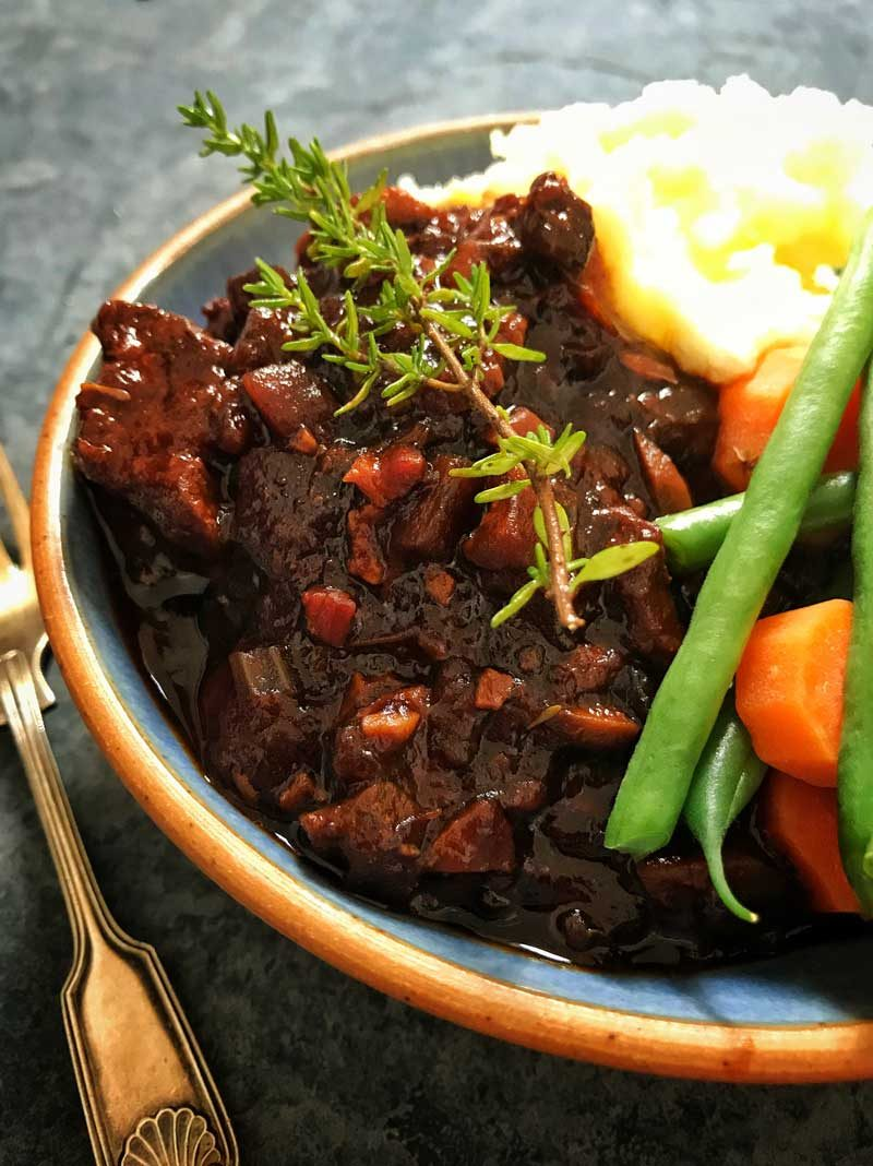 Beef And Guinness Stew The Slimming Foodie Easy Healthy Recipes