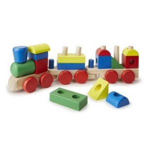 Melissa and Doug Stacking Train Toddler Toy