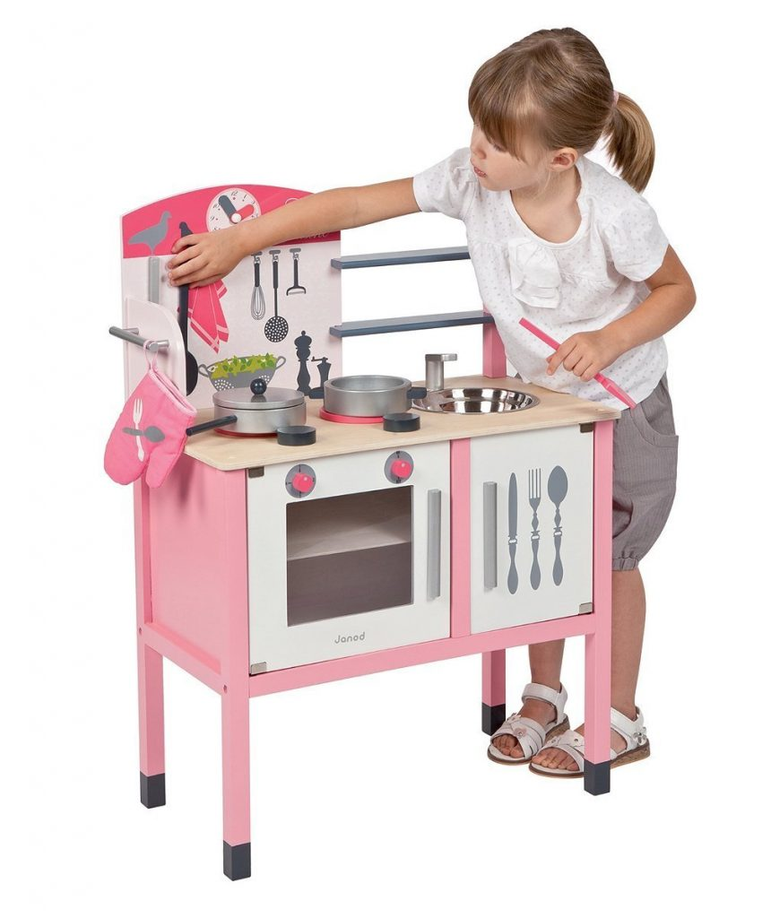 J06533 anod Mademoiselle Maxi Cooker Pink 002