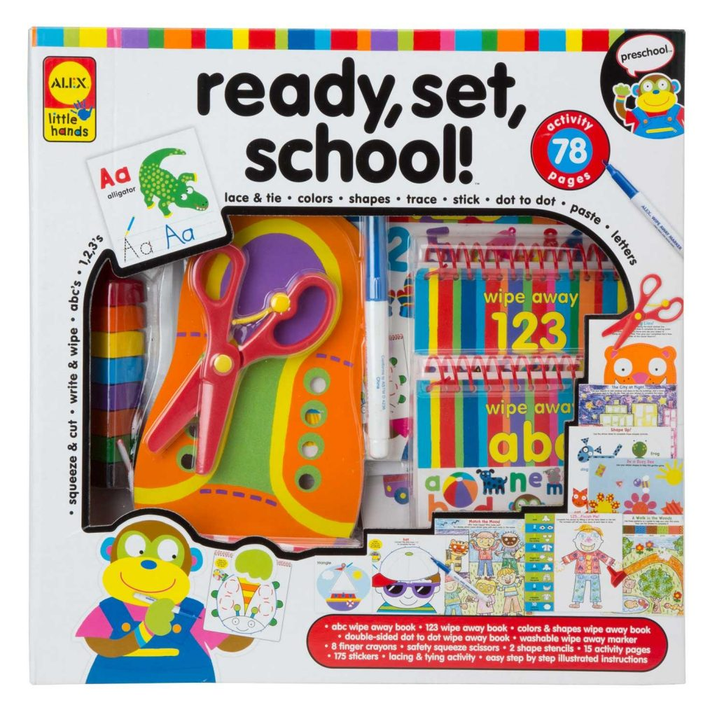 Read more about the article Alex Brands 'Ready, Set, School' Product Review