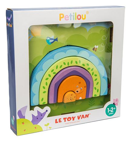 PL008 Momma Bear Tunnel Puzzle 003